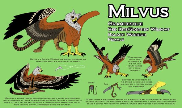 Windsonde - Adult Milvus by Shadow-and-Flame-86