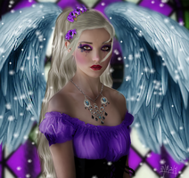 I was an Angel by SilviaMS