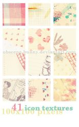 icon textures 015 by obscene-bunny