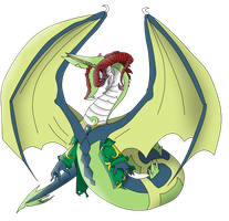 Demon Dragon Snide by Snide-The-Serperior