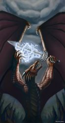 Draconic Infusion by the-art-junky