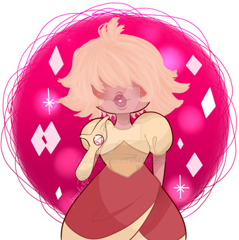 Padparascha by char1cific