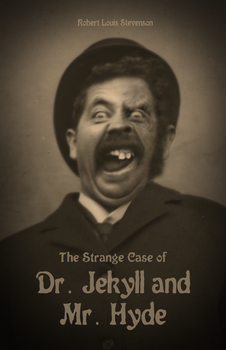 Dr. Jekyll and Mr. Hyde Book Cover by Ghostexorcist