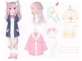 SET PRICE adoptable [CLOSED] by k-a-t-s-u-n-e