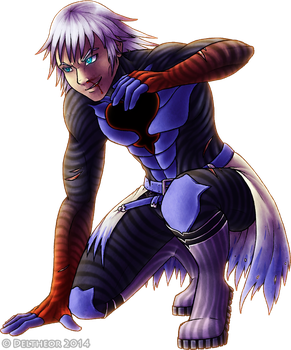 Replica Riku by Deltheor
