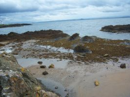 Beach and Rockpools by rh281285