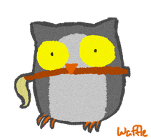 owly by cupcakecat123123