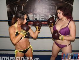 Muscles vs Curves - Boxing by boxingwrestling