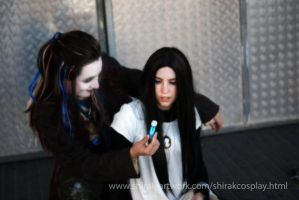 Zydrate comes in... by Shirak-cosplay