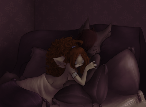 sleep by DarcyFaire