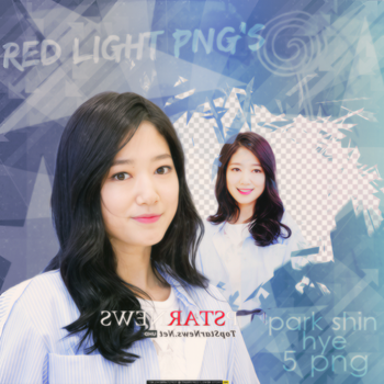 Park Shin Hye PNGPACK# by RedLightPNGs
