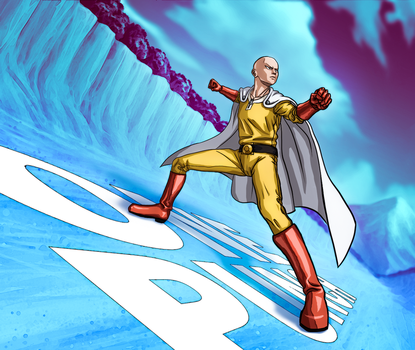 ONE PUNCH by xX-Mr-No-Name-Xx