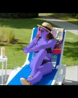 Sunbathing by scotishjoker1edits
