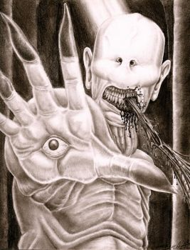 Pale Man by Tristan-Despero