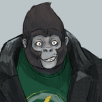 Gorilla Johnny by Sipr0na