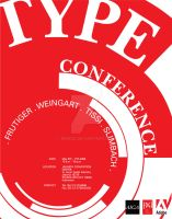 Type Conference 2008 by reidge