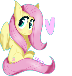 .:MLP:.FlutterShy by kittyzoey