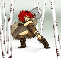 Ygritte by yinyang