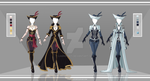 Adoptable Outfit Auction 42-43(closed)