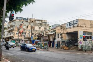 my Tel Aviv - street and art by Rikitza
