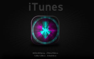 iPhone style iTunes by xylomon