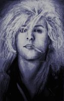 Duff McKagan by aerokay