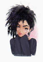Curly by Lean13