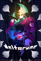 Deltarune by MyestroUnsung
