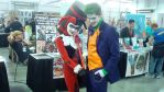 Harley Quinn and Mr. J
