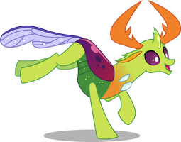 Vector #784 - King Thorax #7 by DashieSparkle