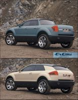 Audi Steppenwolf Concept by ExCom