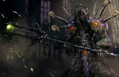 Necromancer by behindspace99