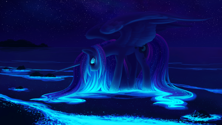 Ocean Of Dreams by JoelletheNose