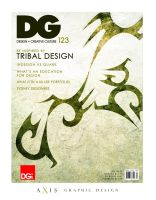 DG COVER - Tribal Design by axis85