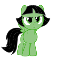 Power Puff Fillies: Buttercup by OTfor2
