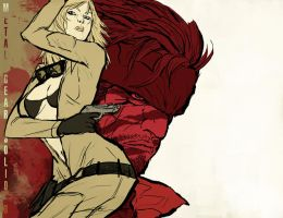 snake eater by oldpantymachine