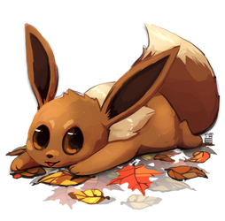 Eevee by Stormful