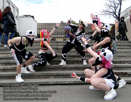 Team Skull, Guzma and Wimpod - Pokemon Cosplay