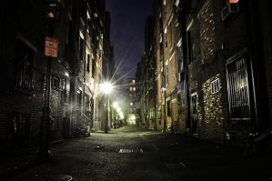 Public Alley 101 HDR by Andrew-23