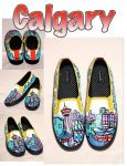 Calgary Shoes by artsyfartsyness