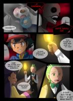 Pokemon Black vs White Chapter 2 page 40
