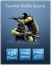 Counter Strike Source by SkullBoarder