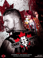 NXT Takeover Toronto 2016 Poster by workoutf