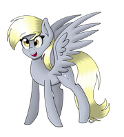Derpy by Spirit-Dude