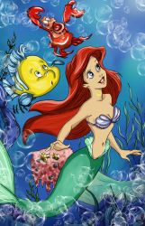 The Little Mermaid by AlexaWayne