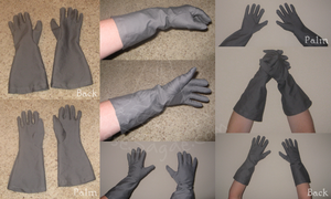 Rocket Gloves by RoseSagae
