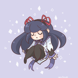 Homura by Sweeneyluva