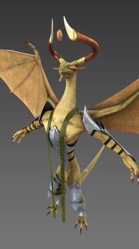 Nicol Bolas 02 by EtherealProject