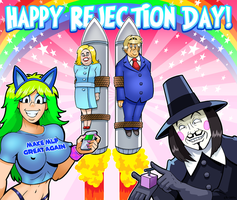 Happy Rejection Day by curtsibling