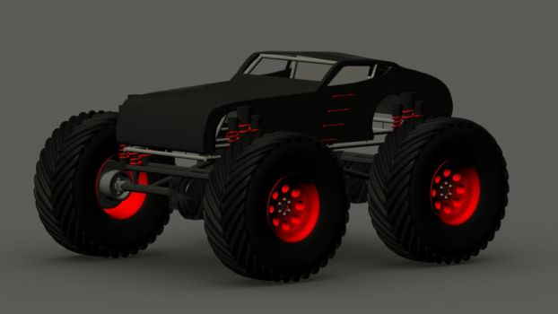 Monster Truck 2 by elements212